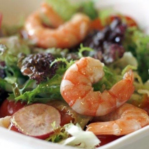 Aderezo oriental de soya y limn para ensaladas y mariscos