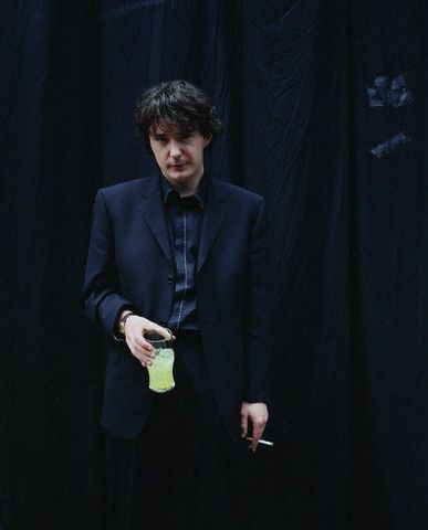 Dylan Moran. Something about an older, messy man that appears to be drunk or coming down from something really seems to do it for me.