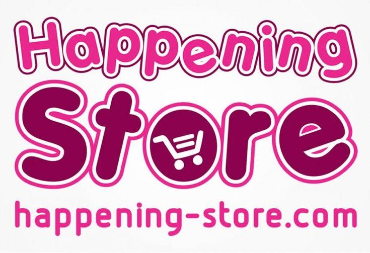 Logo Design Happening-Store.com Oleh ATDIV.com - http://www.atdiv.com