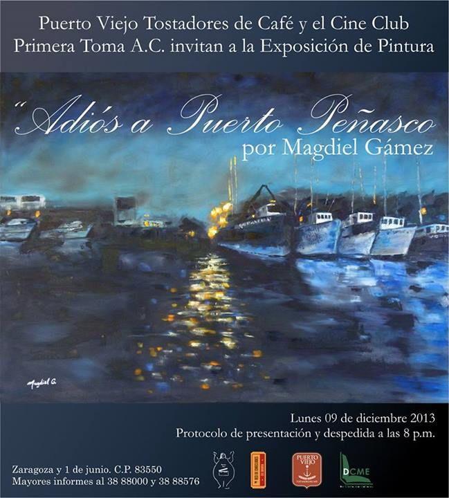 Lunes 09 de Diciembre: Exposición de Pintura @ Puerto Viejo Tostadores de Café