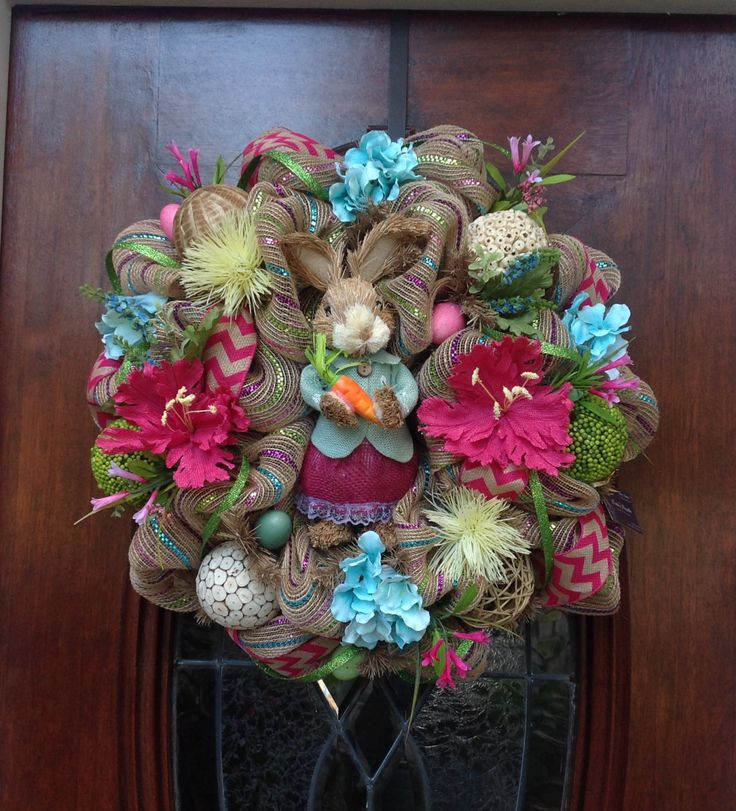 1101 best Herta's wreaths images on Pinterest