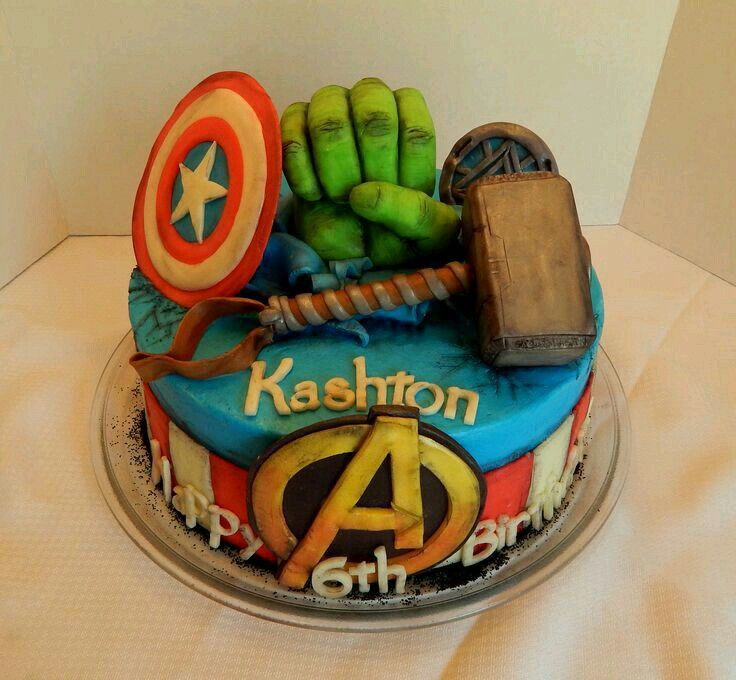 108 best Avengers images on Pinterest Avenger cake Avenger party
