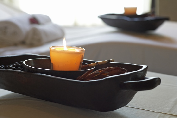 Relax, unwind in the tranquillity of our spa
