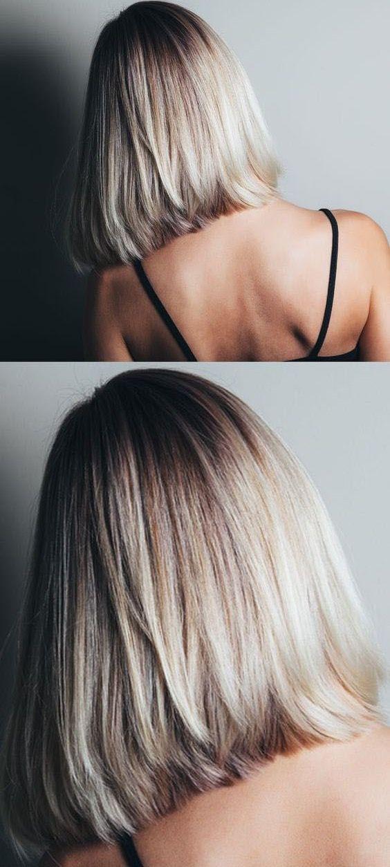 ♡ @_ ♡ | #hair #blonde #…