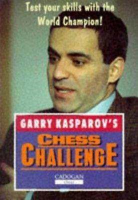 Garry #kasparov's chess #challenge (cadogan chess #bo..., kasparov, garry paperba,  View more on the LINK: http://www.zeppy.io/product/gb/2/391624423844/