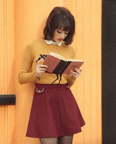 Kailey Flyte - judyjetsons: Dear Creatures Autumn 2013 Lookbook...
