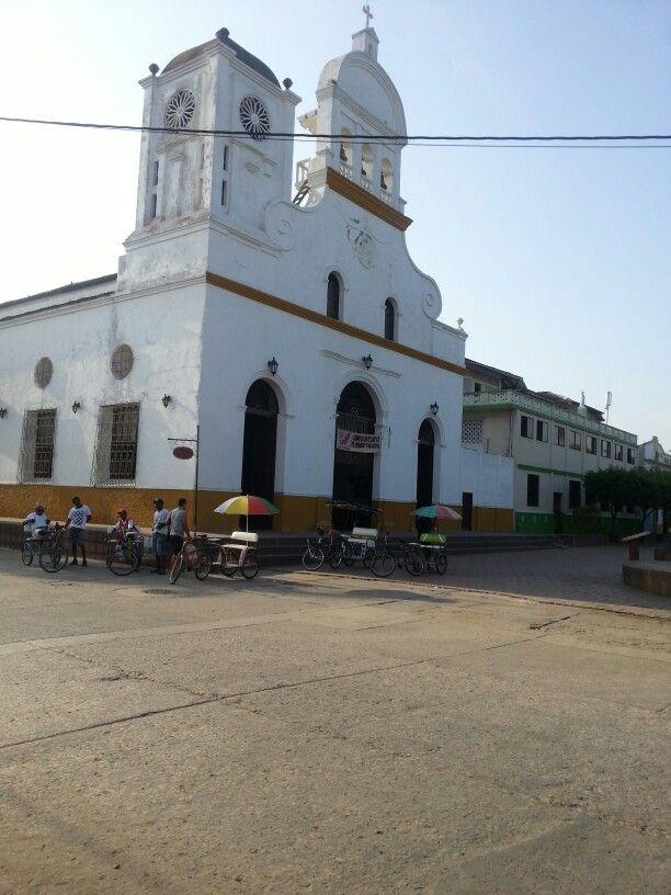 Iglesia de Tolú. Departamento de Sucre, Colombia