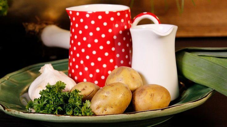 Ädelost sätter karaktär på en lyxig och klassisk kött- och potatisrätt.