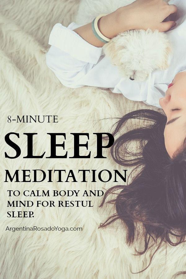 Body Scan Meditation For Sleep Meditation Techniques Zen
