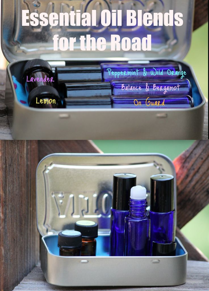 Essential Oil Sticks ~ Wellness Where You Wander!  See Blog for Giveaway!