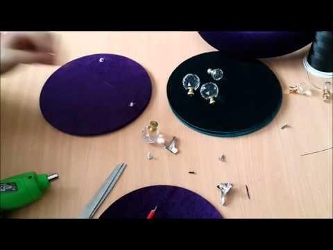 Havlu, Takı ve Çeyiz Kutusu Yapımı - YouTube