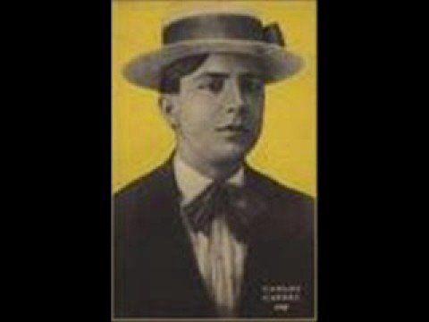 CARLOS GARDEL - MUÑECA BRAVA (1928) -