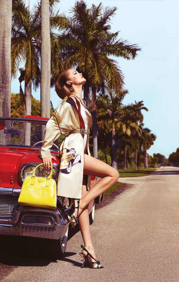 Miami, @fashionmagazine May 2012 issue #WorldPhotoDay | Photography by Gabor Jurina