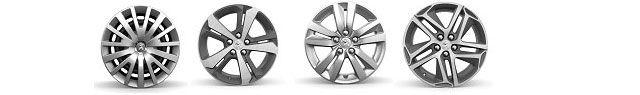 Nuova peugeot 308. tutti i disegni dei nuovi cerchi in lega della nuova berlina francese in arrivo per ottobre 2013