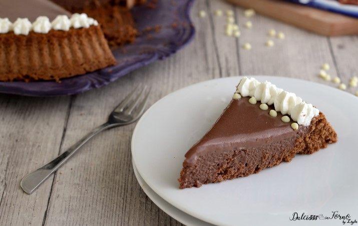 Torta+Lindt,+ricetta+golosissima+al+cioccolato