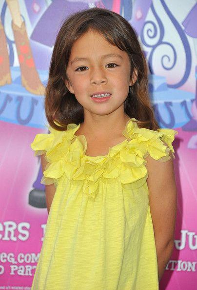 "Aubrey Anderson-Emmons - 2013 Los Angeles Film Festival Premiere Of Hasbro Studios' ""My Little Pony Equestria Girls"" - Arrivals"