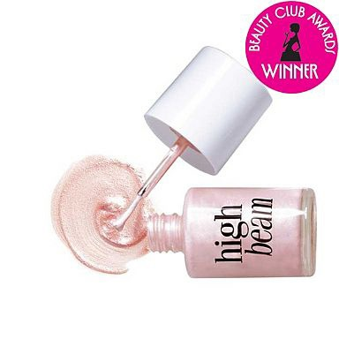 Benefit high beam is ideal for the dewy fresh faced look