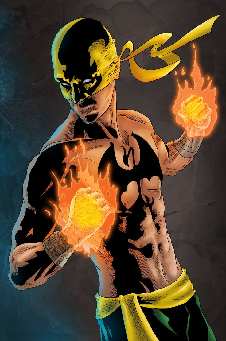 Iron Fist 2015 by MarcOuellette.deviantart.com on @DeviantArt