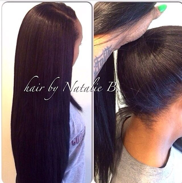 hair styles ponytail 37 best sew in braid pattern images on black 4597 | c4e8658f7c064e4597c636d3d26356f8 weave hairstyles black hairstyles