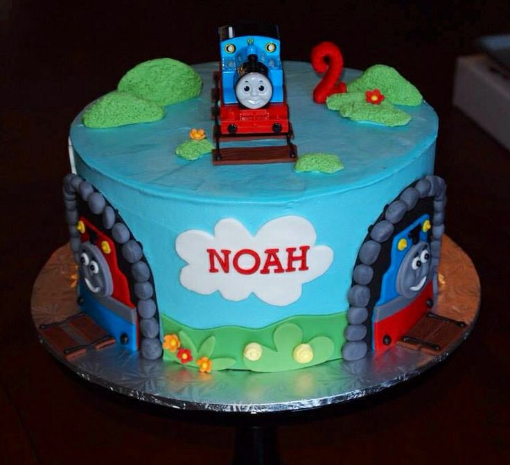 Cake Images Of Thomas The Train : Pinterest   The world s catalog of ideas