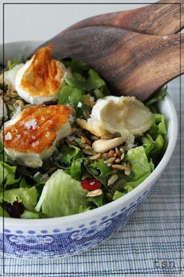 Manteli ja Kaneli: Salaatteja