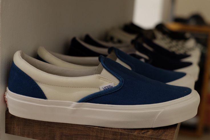 Vans Vault Slip On Line Up  #vansvault #vansog