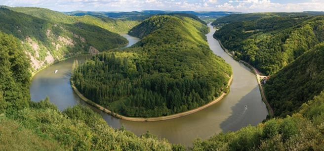 Saar-Hunsrück Nature Park – in the heart of Europe between the Moselle and the Rhine