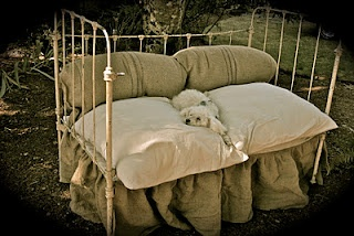 Old Baby Crib Turned Into Day Bed