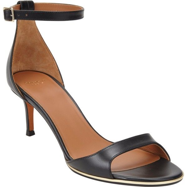cheap marketable excellent cheap online Givenchy Satin Ankle Strap Pumps free shipping real gcgiNvm