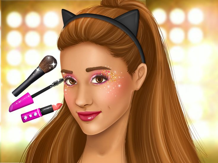 Ariana Grande, the very famous and talented singer, will have a great concert tonight in front of all her fans. She wants to look amazing for this great event of her career and she wants a professional makeup look. She requires great help for a glitzy look and you can help her. Are you ready to use your skills and help the singer look cute at the concert? Don't waste any time and begin the game called Ariana Grande Real Makeup!