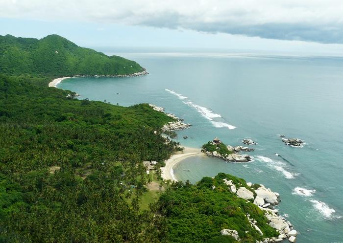 Se conocen nuevos estudios sobre no viabilidad ambiental de proyecto hotelero en el Tayrona