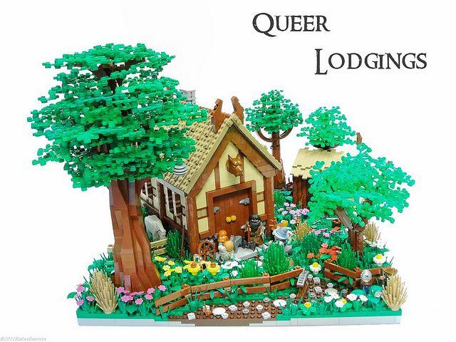 Queer Lodgings by Blake's Baericks, via Flickr