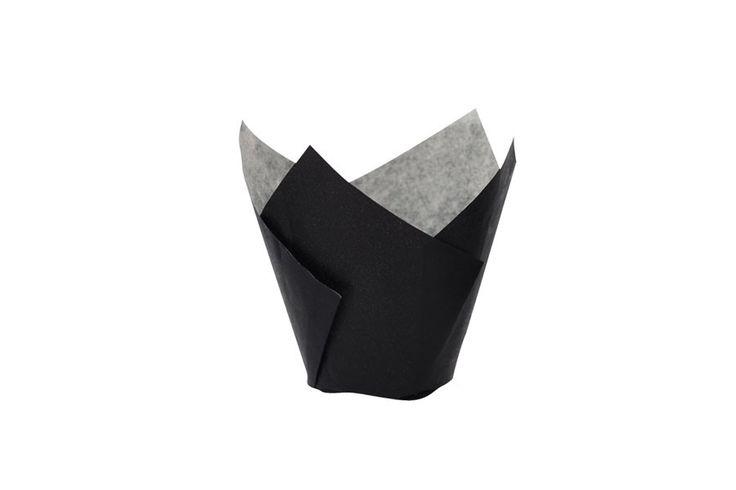 Papel siliconado negro perfecto para hornear