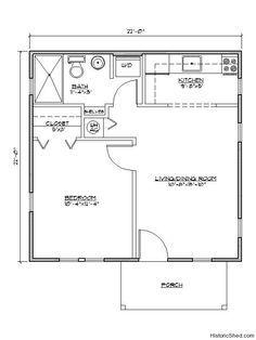 18 best 28x28 floor plan images on pinterest floor plans for 28x28 cabin plans