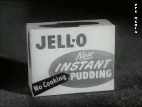 Jello Commercial - 1950's