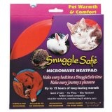 Snuggle Safe Pet Bed Microwave Heating Pad (Misc.)By PSI
