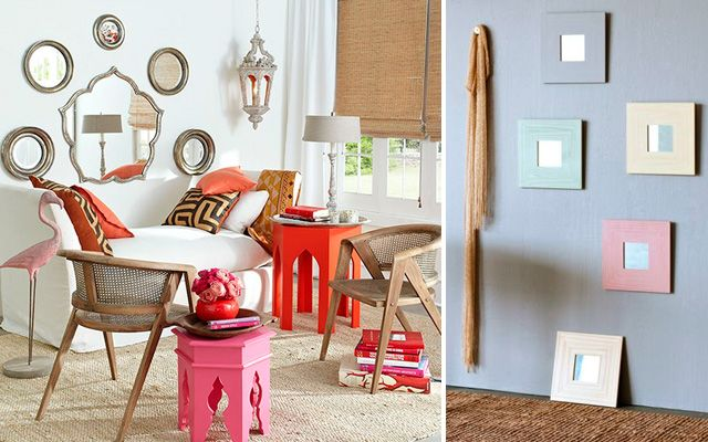 Ideas Para Decorar Con Espejos Espejos Mirrors