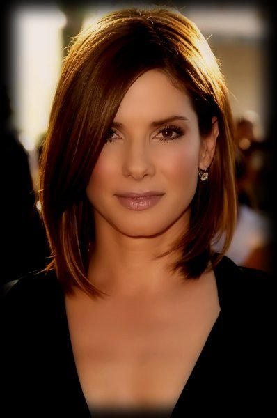 Must fight the urge to cut short for a little while longer... LOVE her hair!
