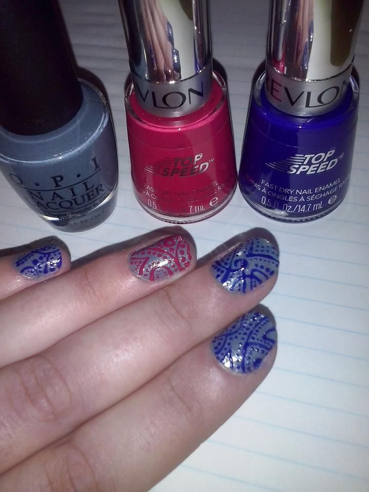 Katrina Renshaw with OPI, I have a herring problem