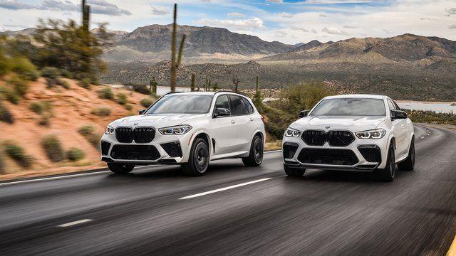 Im Mai Bmw Bringt M Versionen Von X5 Und X6 An Den Start In 2020 Bmw Autos Fahrwerk