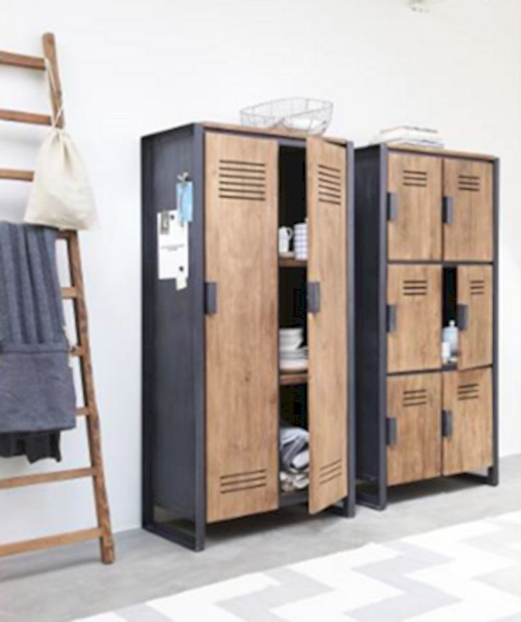 Coolest Industrial Furniture: 130 Best Ideas for Renovating Your Room | Futurist Architecture
