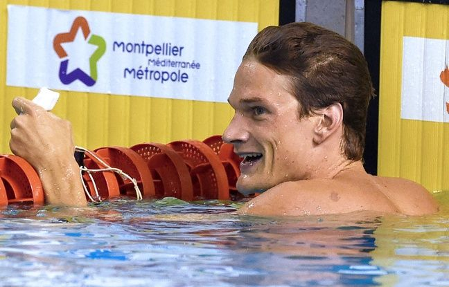 Euro 2016: Yannick Agnel est «soulagé» de ne pas avoir à faire le tour de l'Islande à la nage FOOTBALL Le nageur avait promis qu'il ferait le tour de l'île à la nage si les Islandais gagnaient l'Euro...