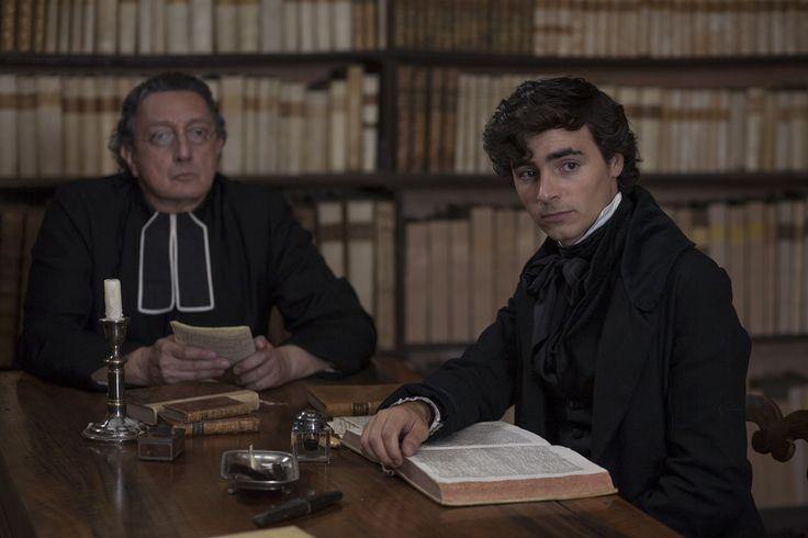 Il giovane favoloso. - 2014 diretto da Mario Martone. Biografico. (vita di Giacomo Leopardi)