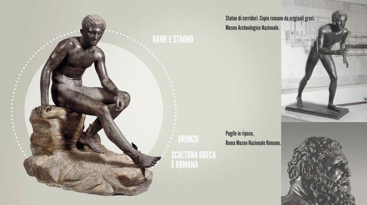 La lavorazione del bronzo- Motiongraphic by Cantina Animation. Production: Appears srl #zanichellieditore, #niccolocellini, #lisastampfer, #motiongraphic, #infographic