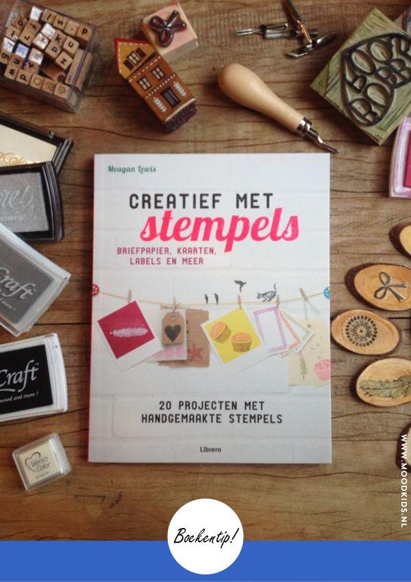 79 best boeken images on pinterest book cover art books and thrillers creatief met stempels fandeluxe Gallery