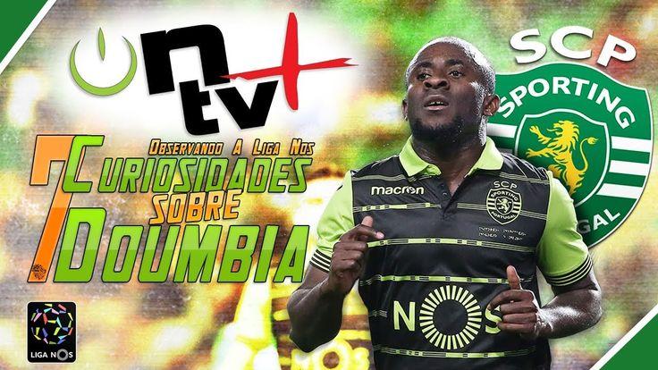 7 Curiosidades sobre Seydou Doumbia | Observando a Liga Nos | ON tv Mais