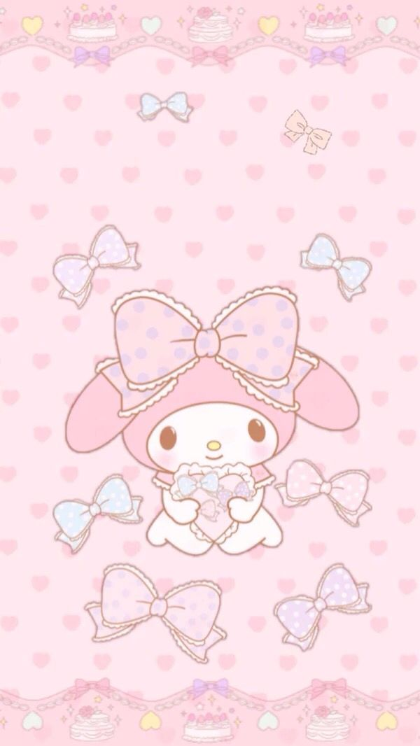 My Melody Wall Paper