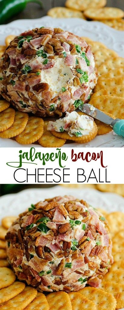 Our favorite cheese ball! It is addicting!