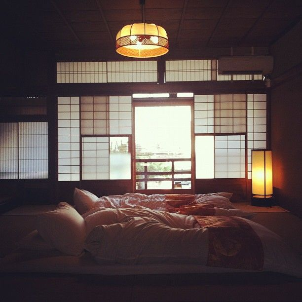 My tatami matted bedroom for tonight - @Annelien Wuyts Wuyts Wuyts Wuyts Dique Court