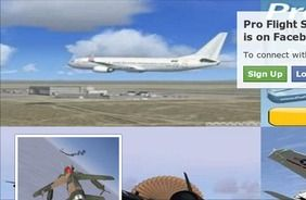 Warning ! ProFlight Simulator is a SCAM using an old copy of FlightGear go to  http://www.freeonlineflightsimulator.com/category/to-avoid/ to find out more